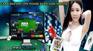 cara daftar IDN poker agen judi online